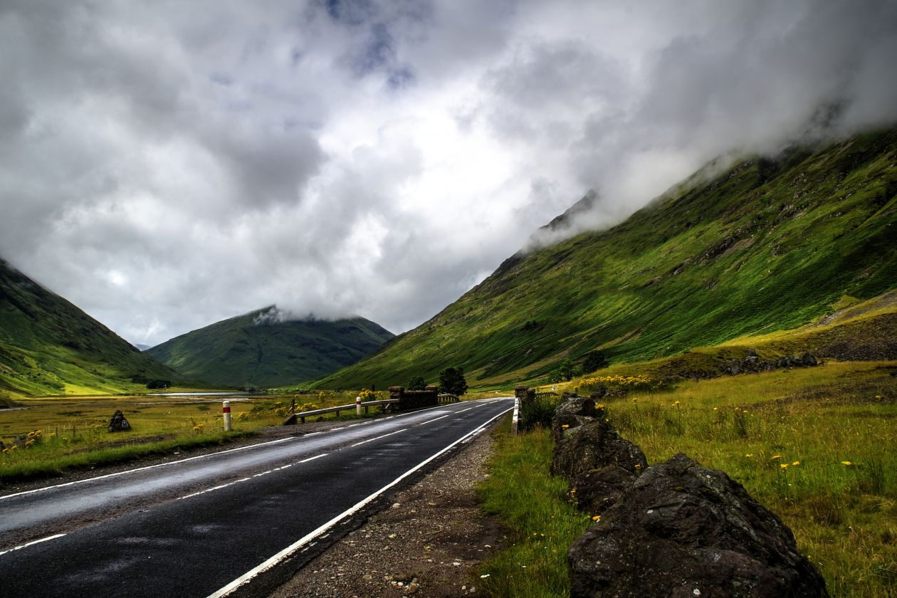 "Free photo ""Road"" by Benjamin Sloth Lindgreen"