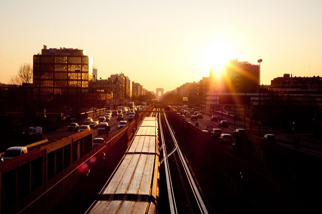"""Free photo """"Sunrise"""" by Geoffrey Arduini"""