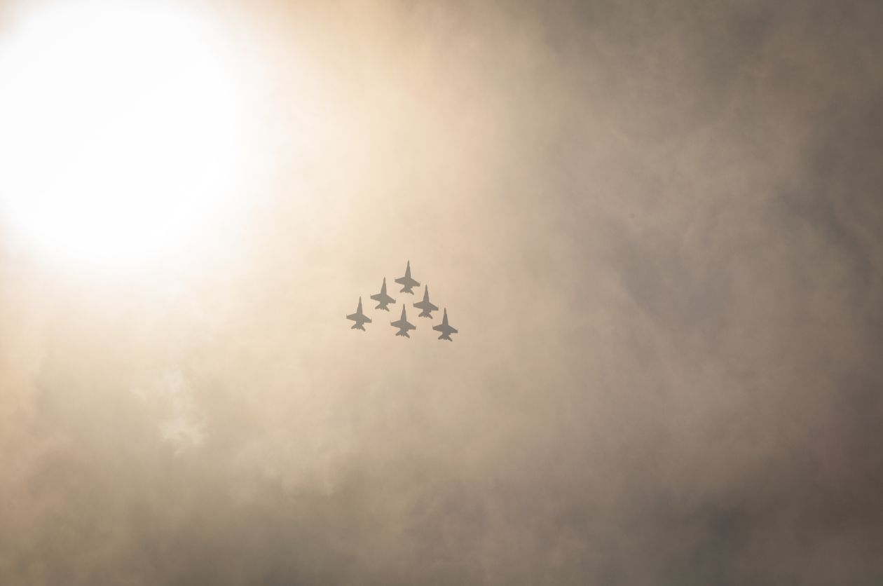 "Free photo ""Fighter jet"" by Jacob Valerio"