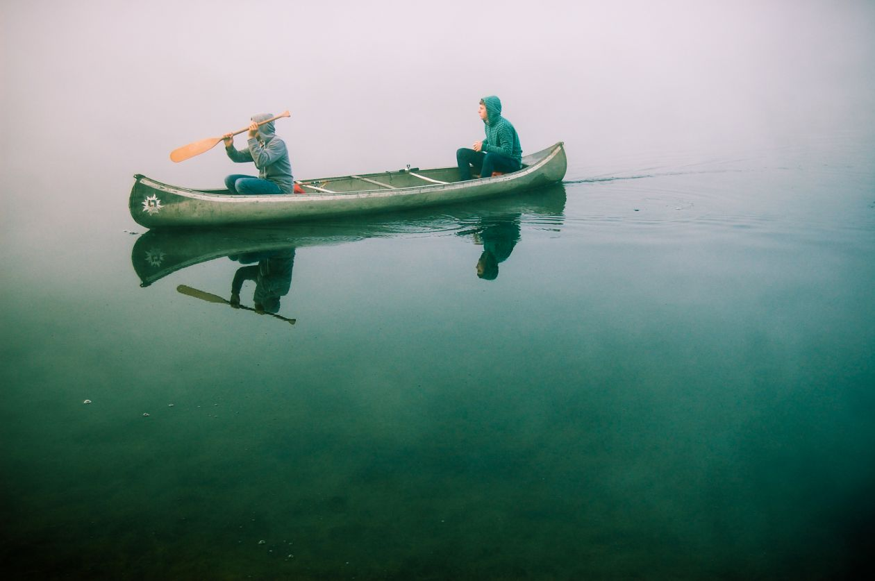 "Free photo ""Canoe"" by Matthew Clark"