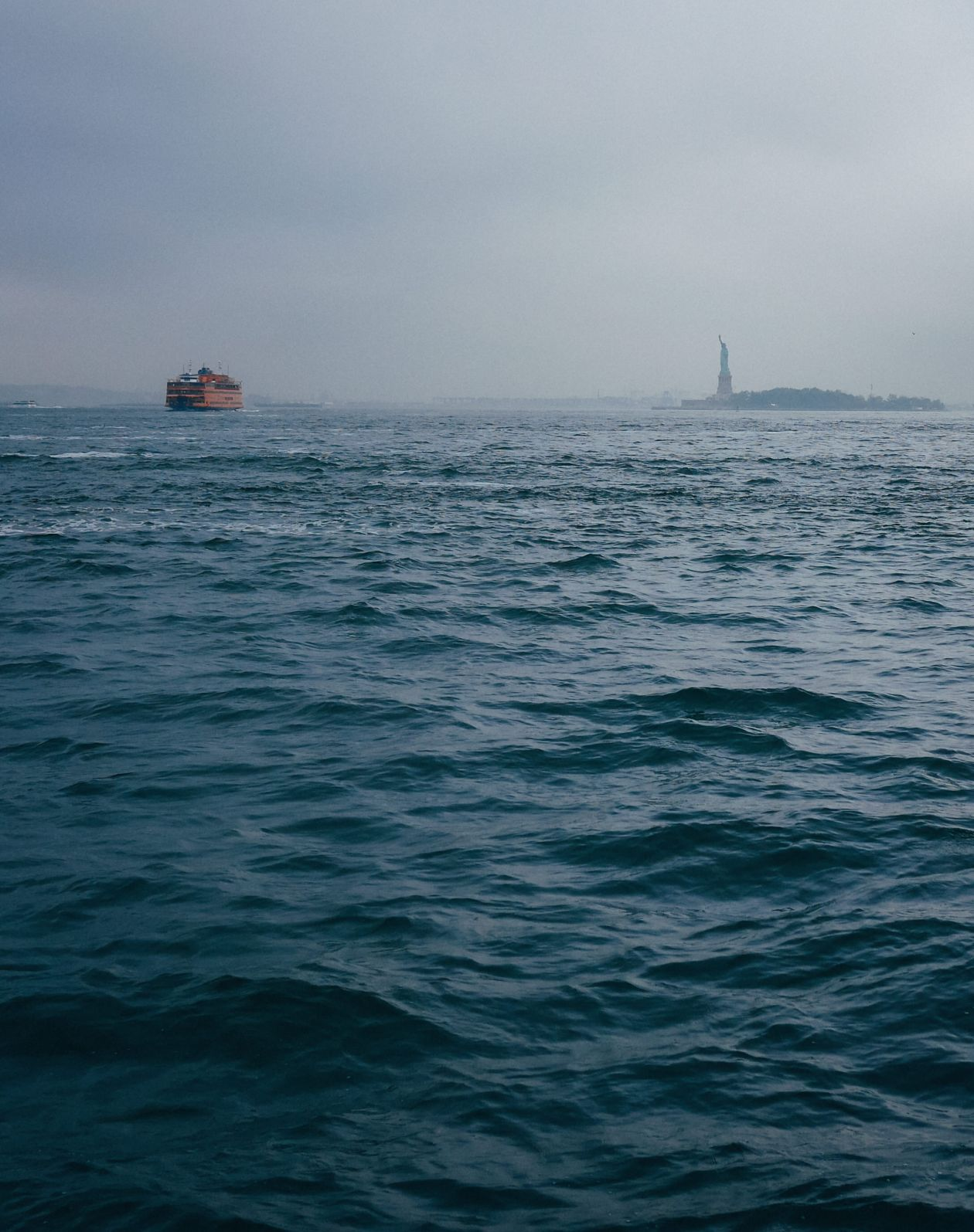 "Free photo ""Statue of liberty"" by Justin Leibow"