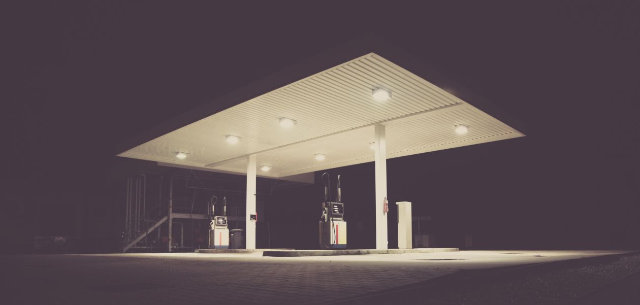 "Free photo ""Gas station"" by Markus Spiske"