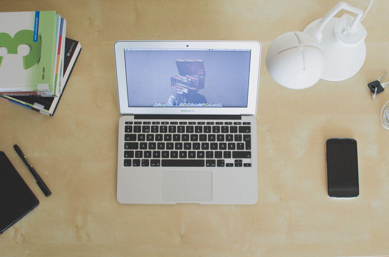 "Free photo ""Laptop"" by Aleksi Tappura"