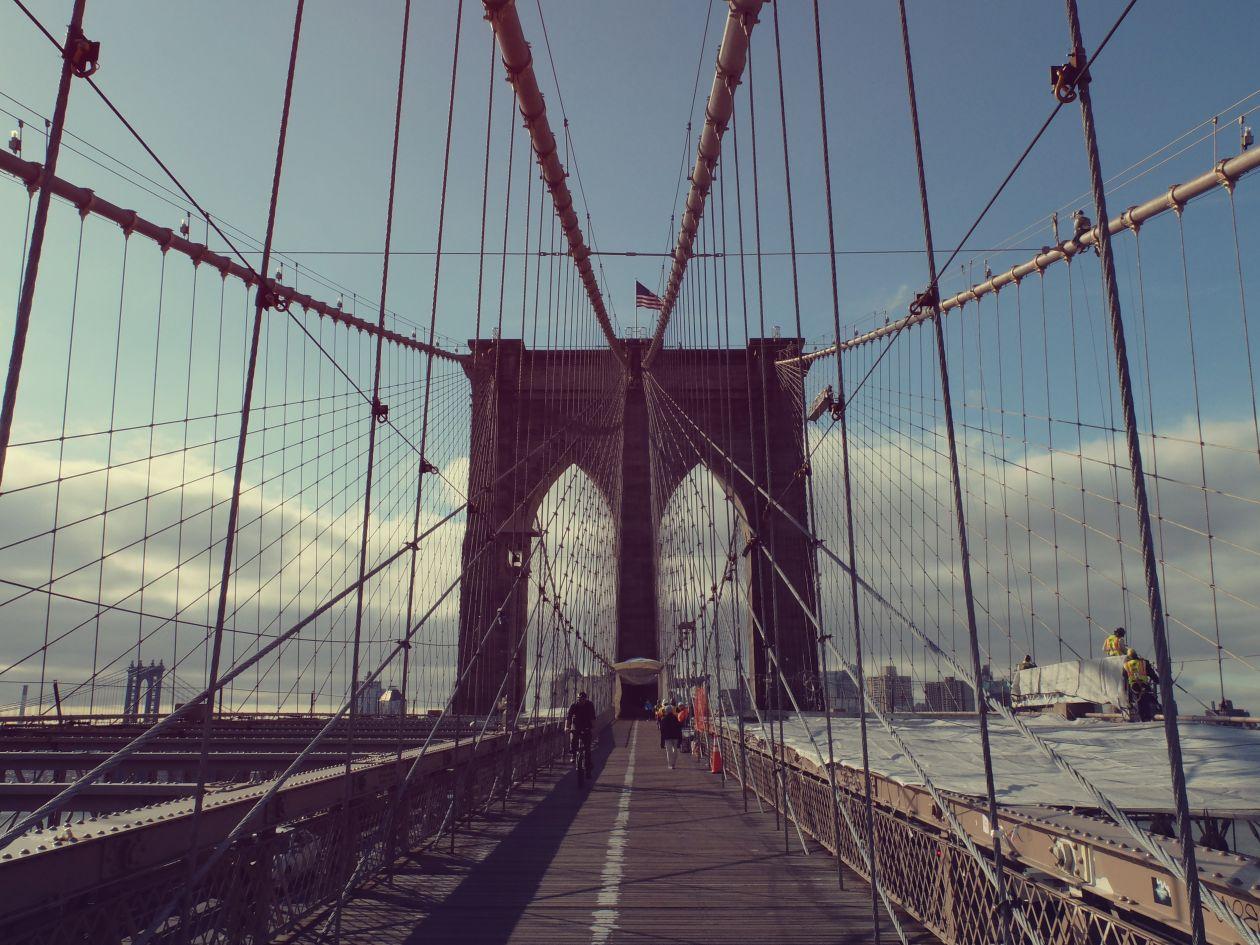 """Free photo """"Bridge"""" by Piotr Kwiatkowski"""