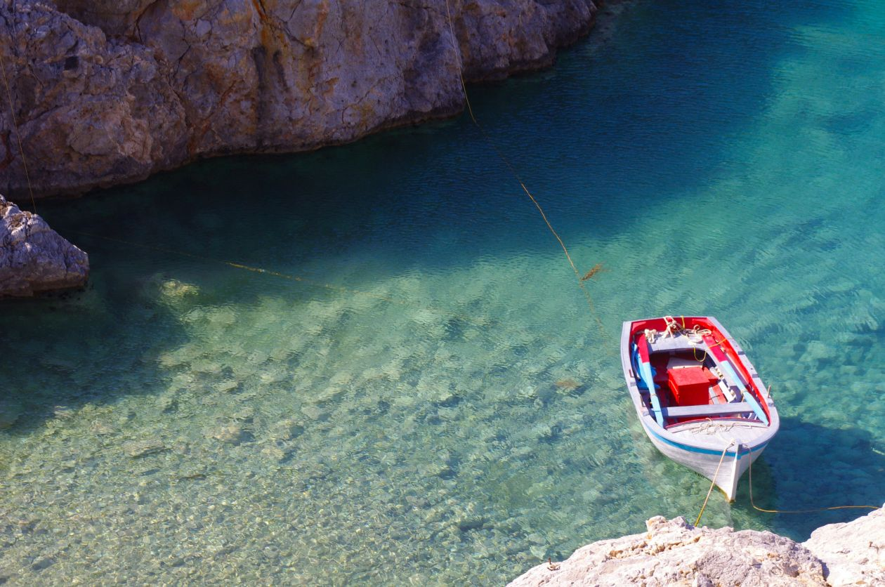 "Free photo ""Boat"" by Fivos Avgerinos"