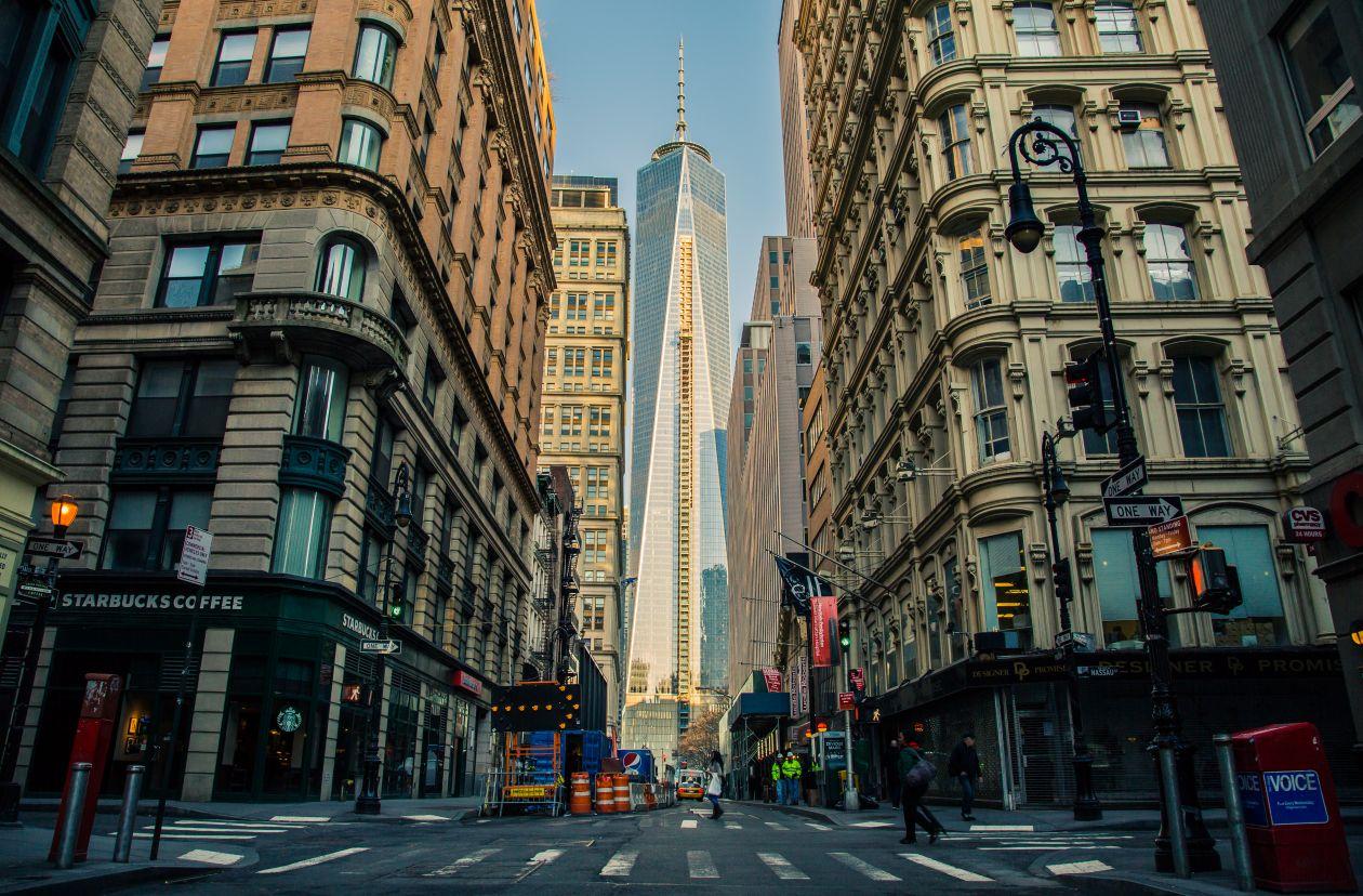 "Free photo ""Skyscraper"" by Matthew Henry"