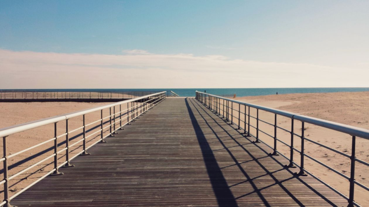 "Free photo ""Boardwalk"" by Paula Borowska"