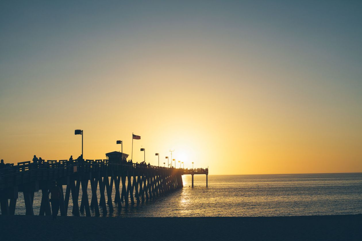 "Free photo ""Pier"" by Bradley Quinn"