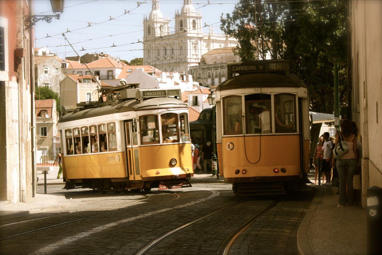 """Free photo """"Trolley"""" by POR7O"""