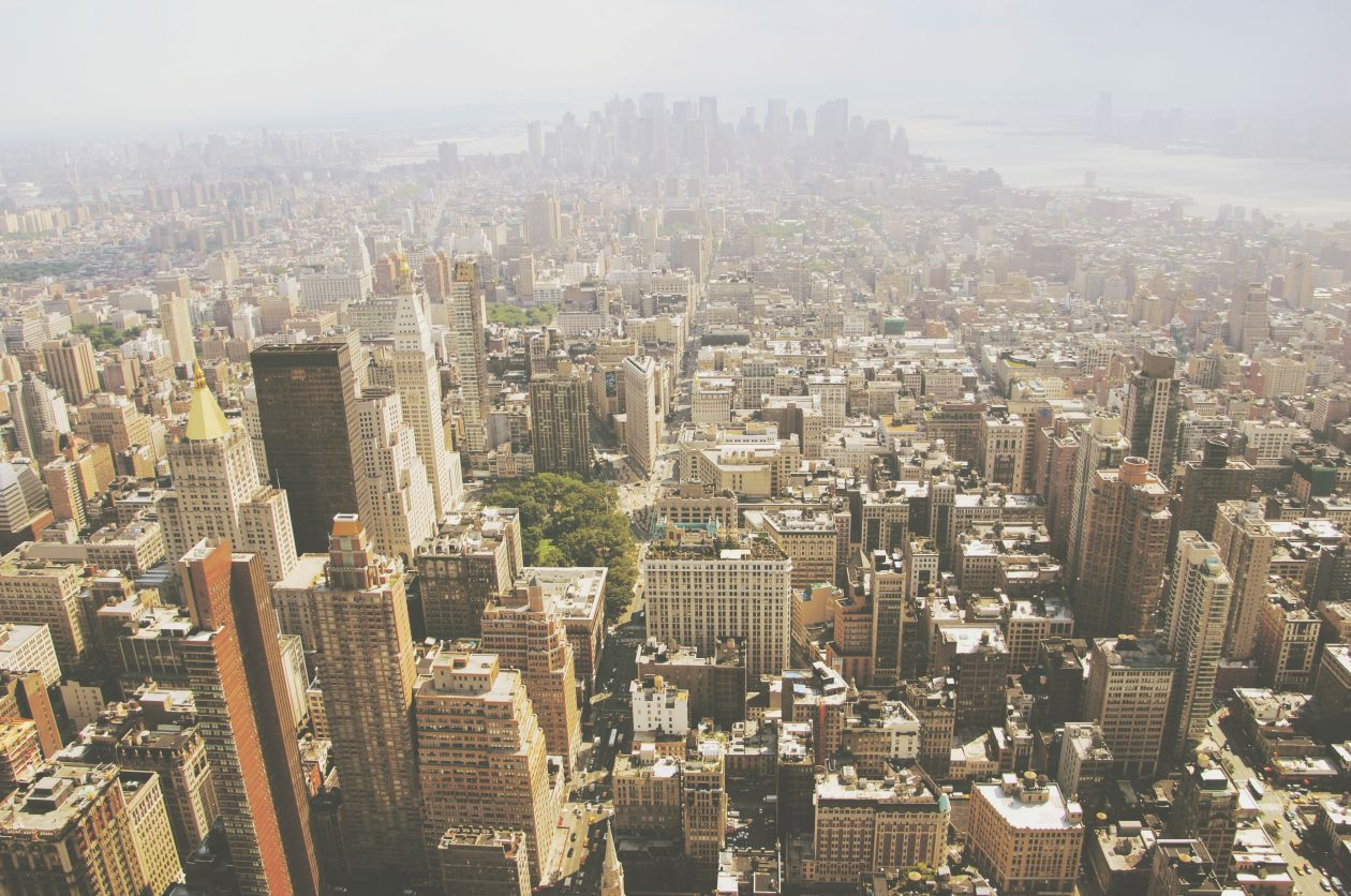"Free photo ""New York City"" by Wojtek Witkowski"
