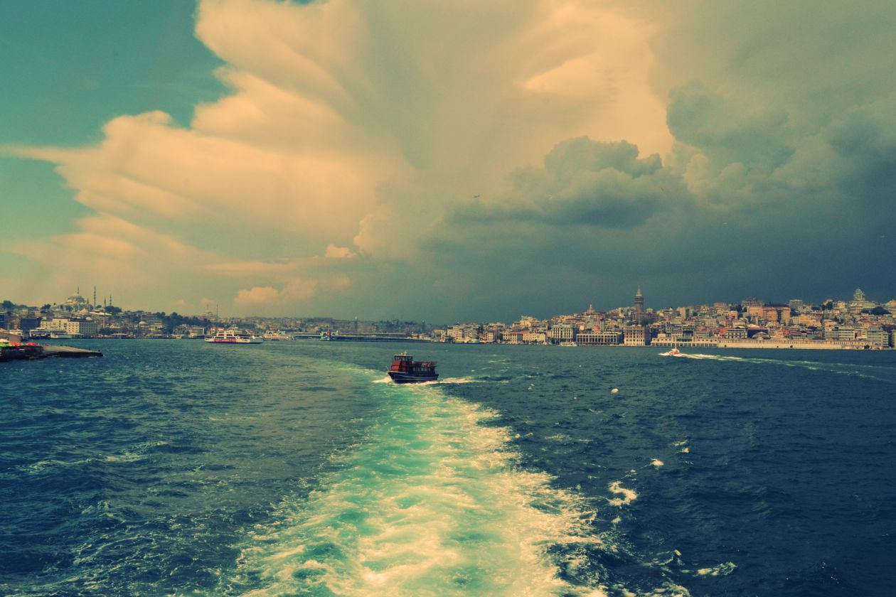 "Free photo ""Istanbul"" by Fré Sonneveld"