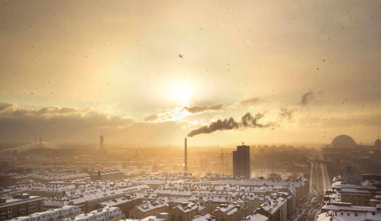 "Free photo ""Pollution"" by Petter Rudwall"