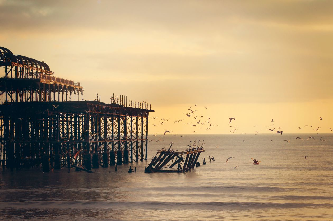 "Free photo ""Brighton"" by Victoria Alexander"
