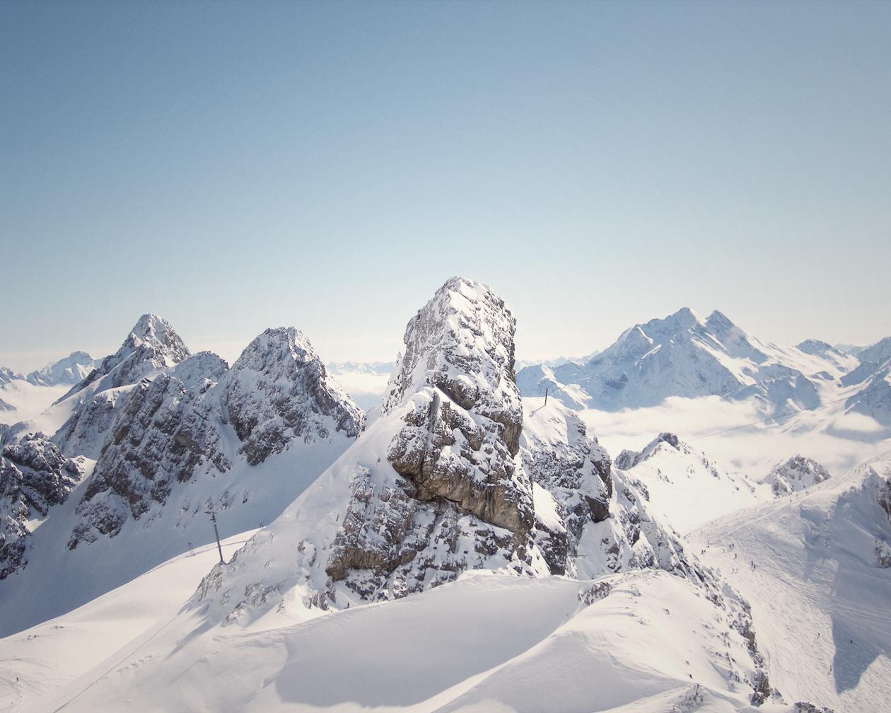 "Free photo ""Snow"" by Jonathan Bean"