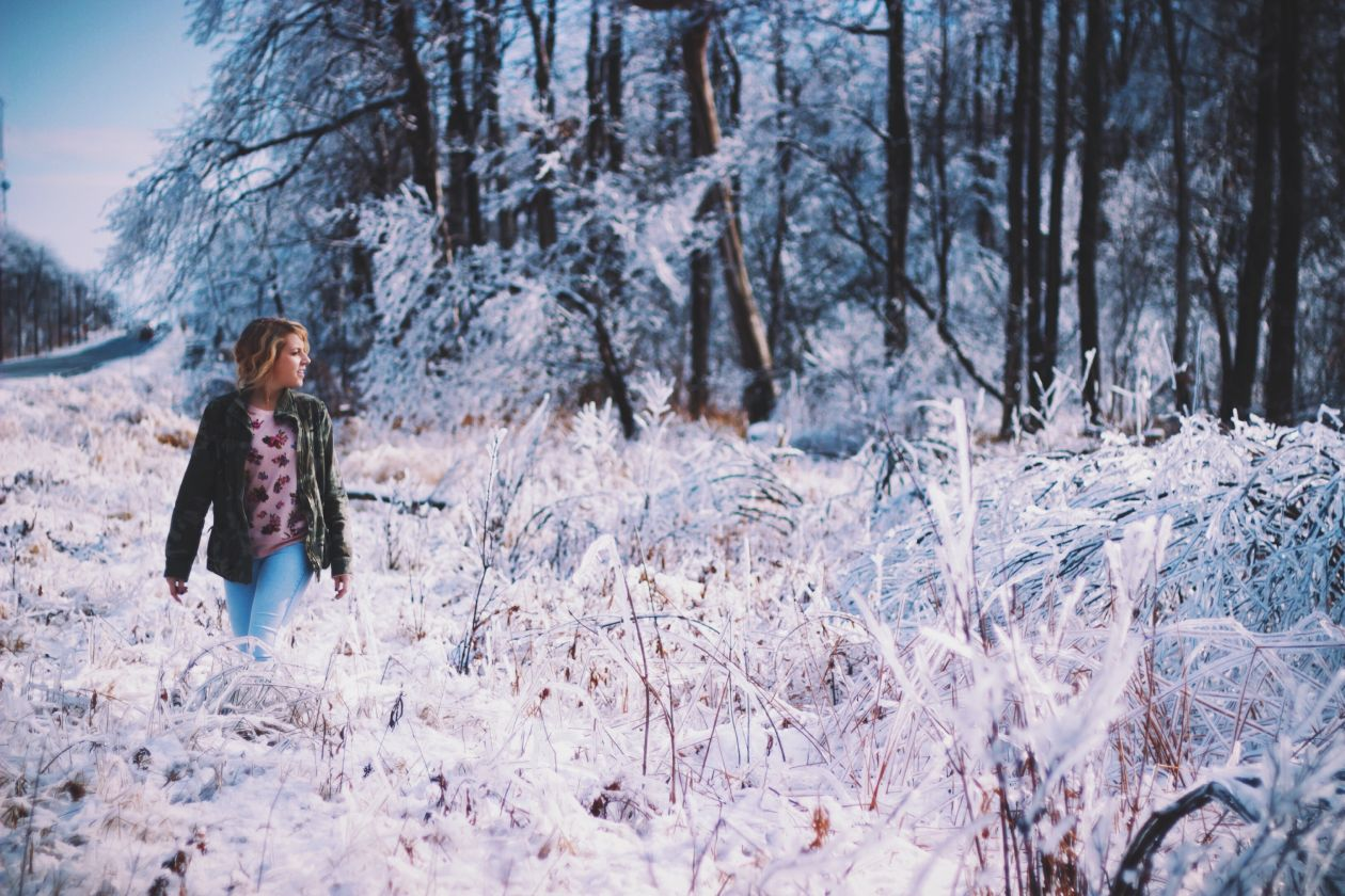 "Free photo ""Frost"" by Caleb George"