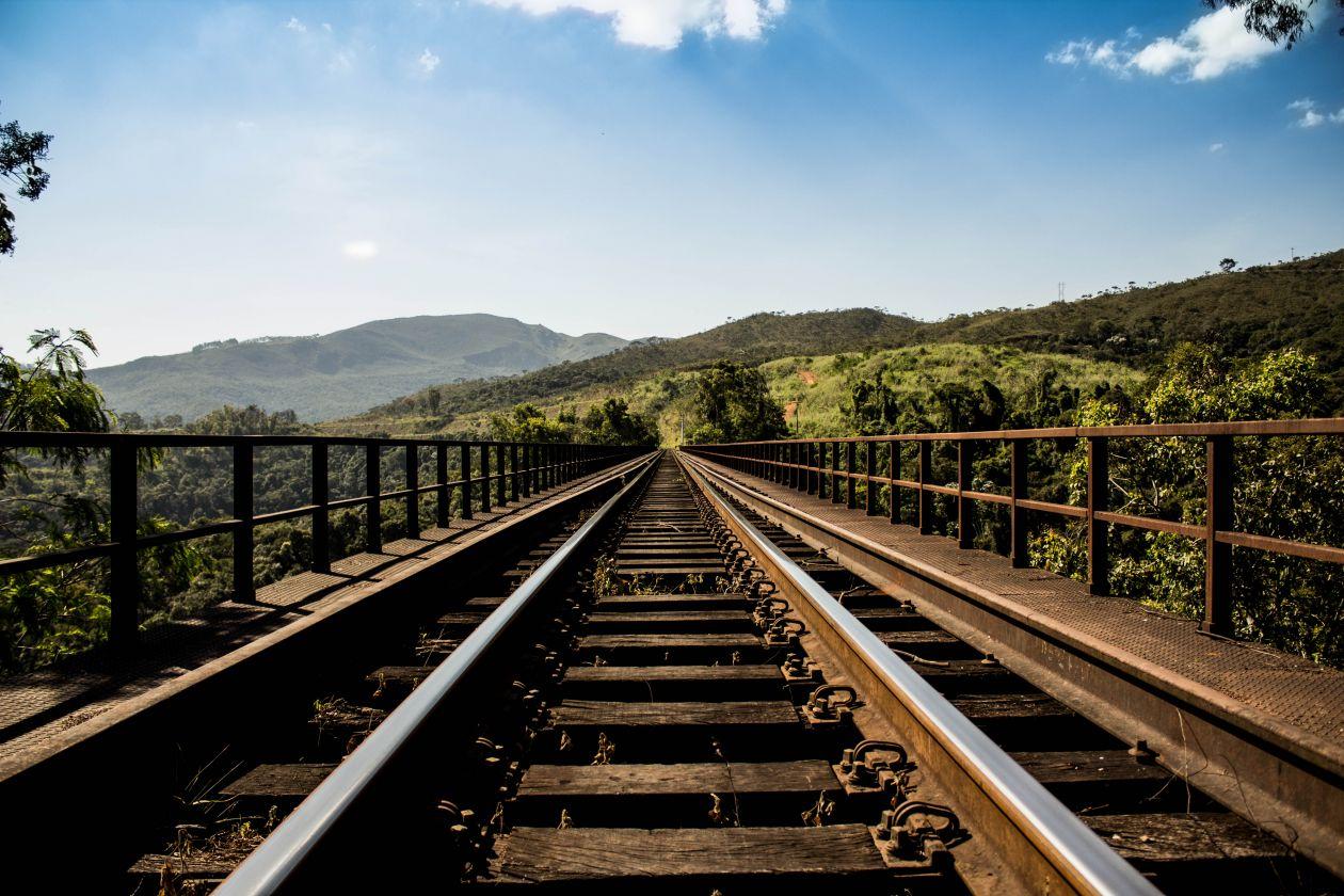 "Free photo ""Railway"" by Tiago Gerken"