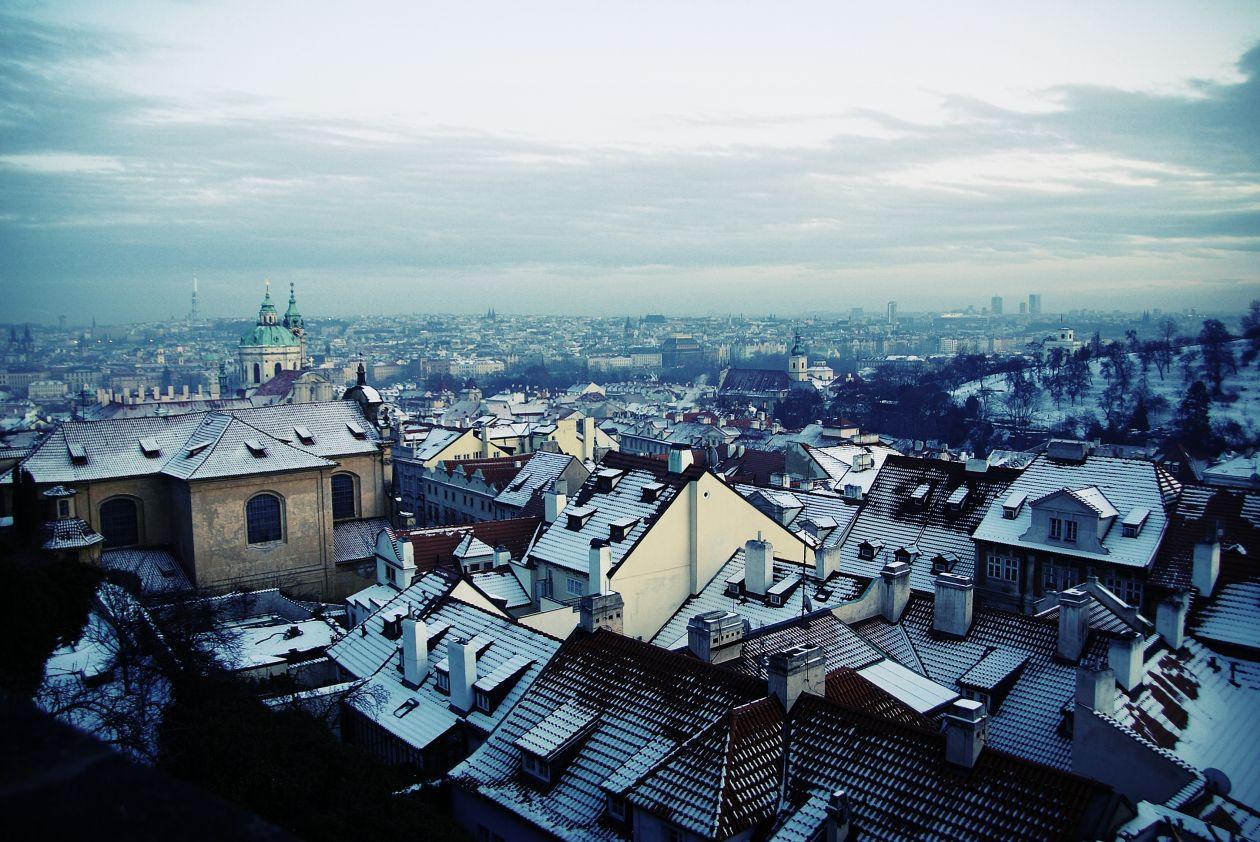 """Free photo """"Prague"""" by Wojtek Witkowski"""