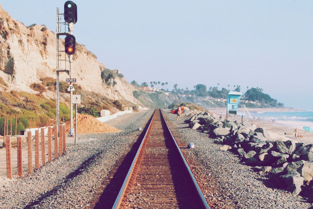 "Free photo ""Track"" by Christopher Sardegna"