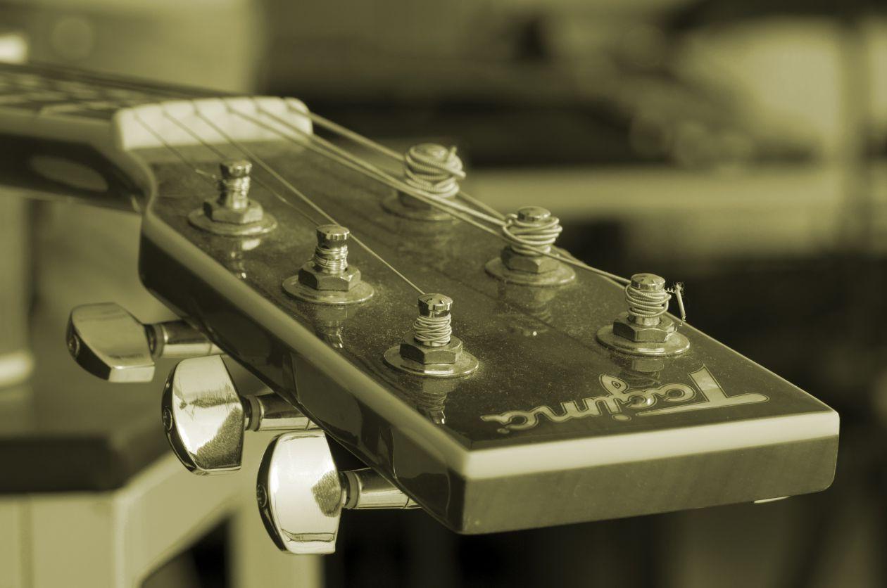 "Free photo ""Guitar"" by Lucas Boesche"