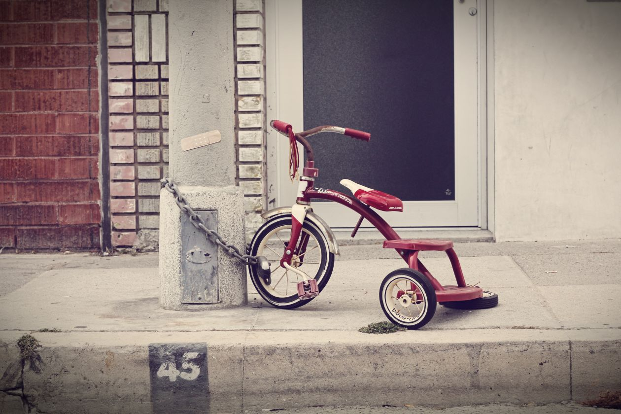 """Free photo """"Tricycle"""" by Florian Klauer"""