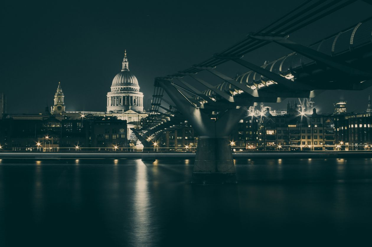 "Free photo ""Bridge"" by Vadim Sherbakov"