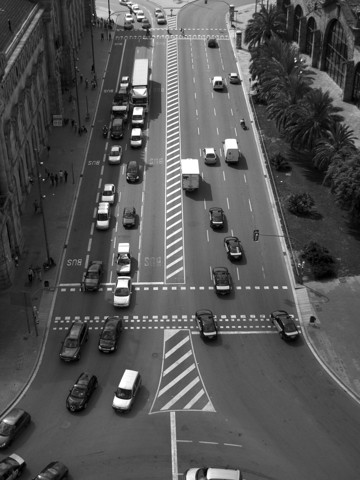 "Free photo ""Traffic"" by Barcelona"