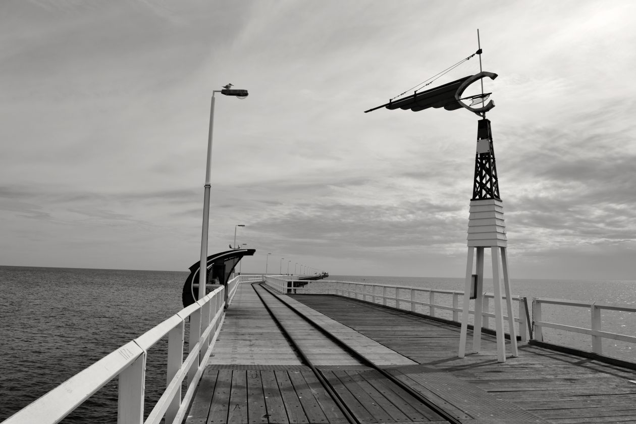 "Free photo ""Pier"" by Cristian Moscoso"