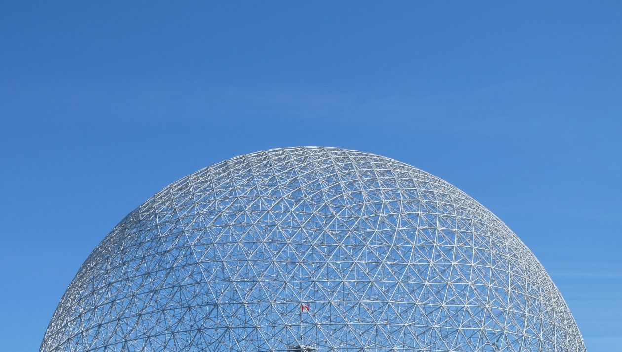 "Free photo ""Biosphere"""
