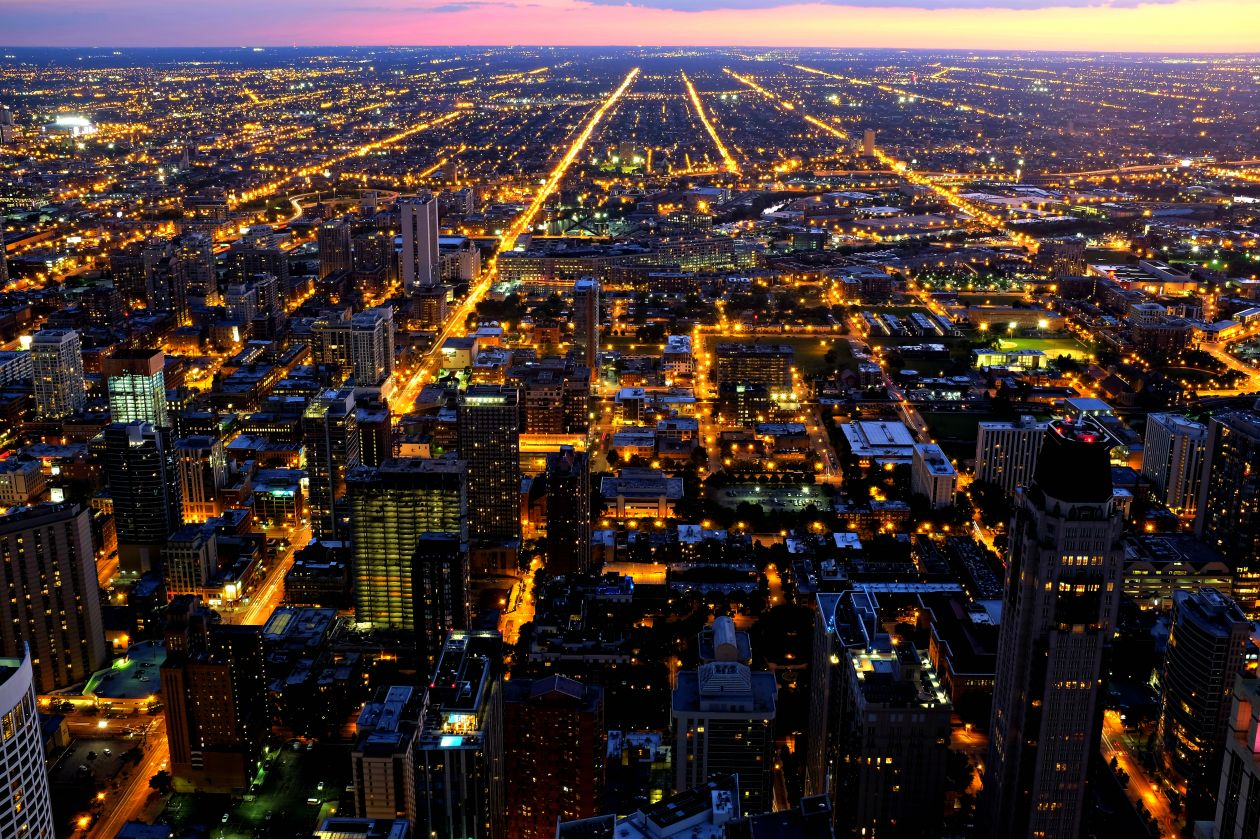 """Free photo """"Chicago Magnificent Mile"""""""