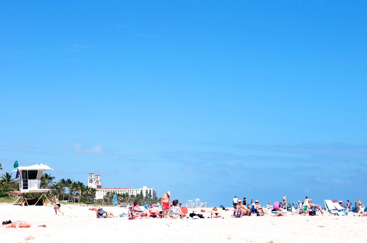 """Free photo """"West Palm Afternoon"""""""