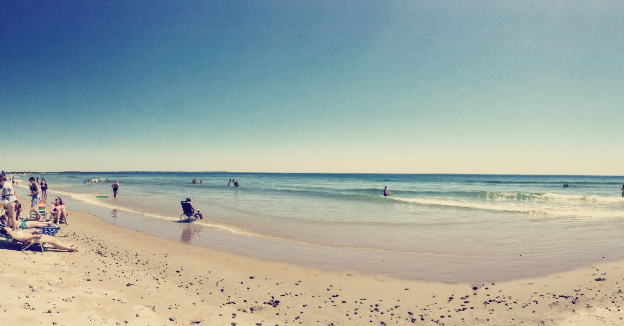 "Free photo ""Wells Beach"""