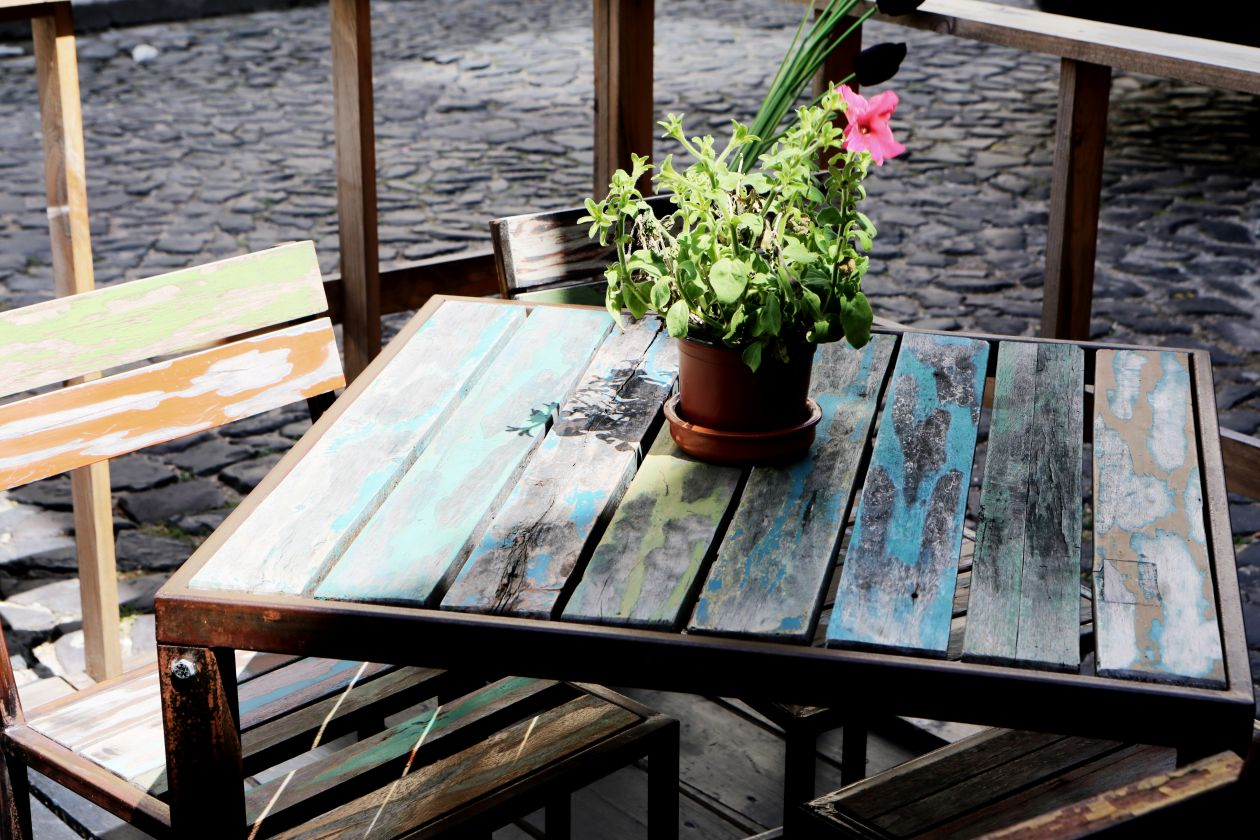 "Free photo ""Cosy Table"""