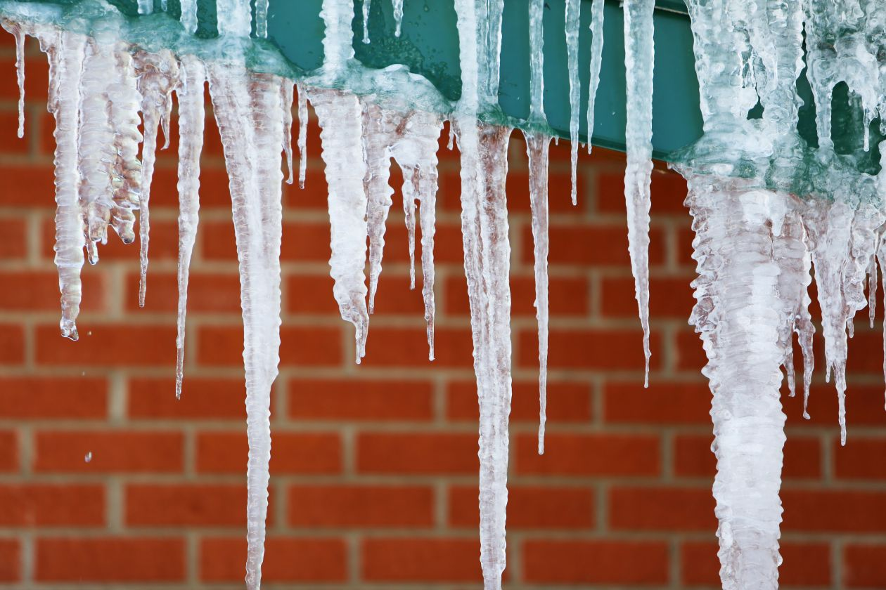 "Free photo ""Winter's Icicles"""