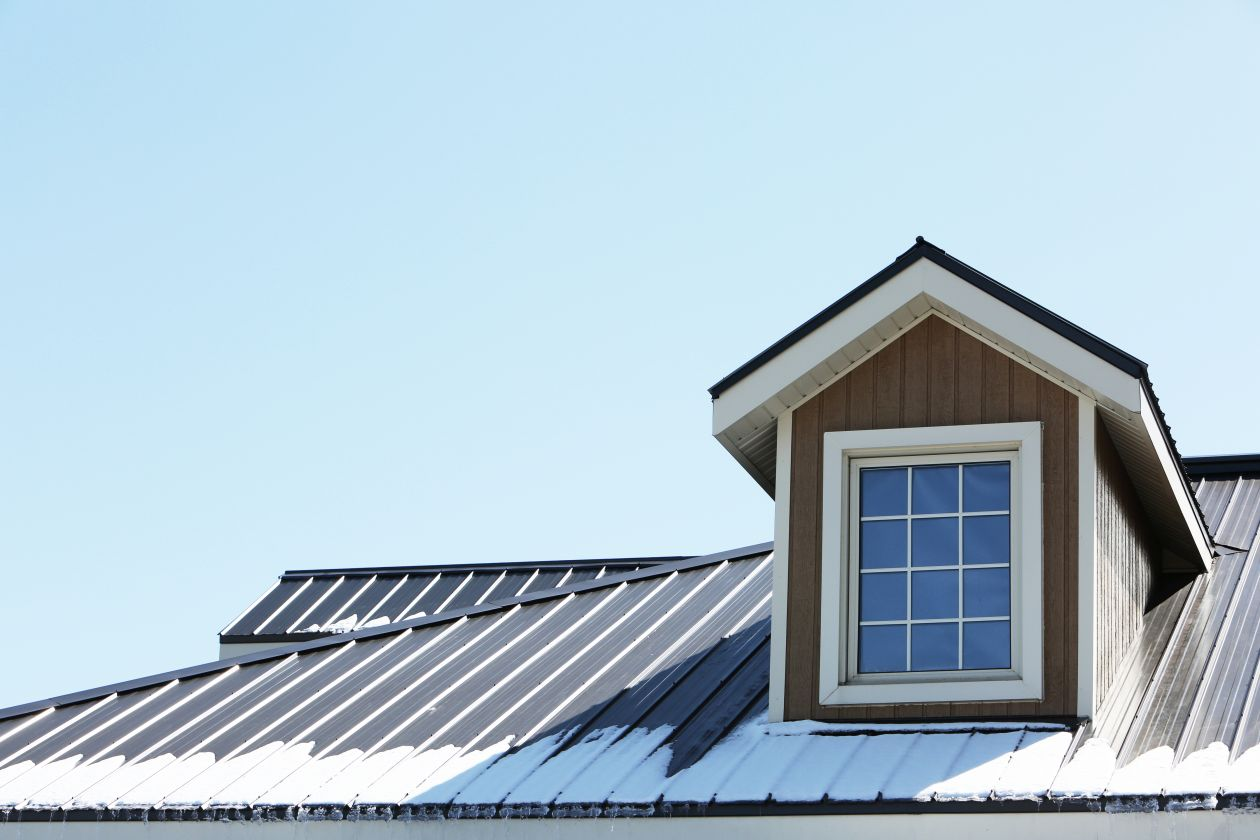 """Free photo """"Winter Rooftop"""""""