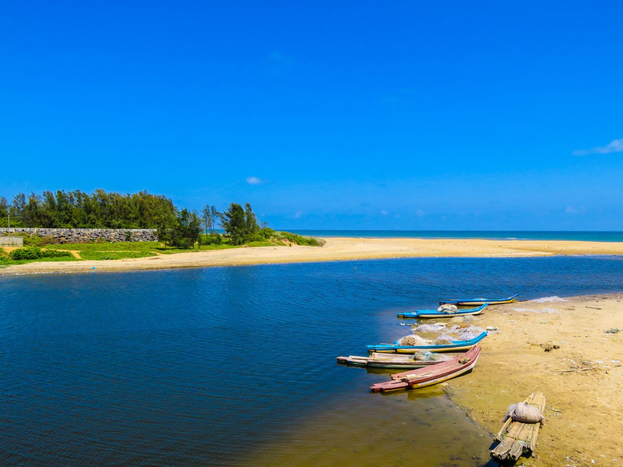 "Free photo ""Island Beach"""