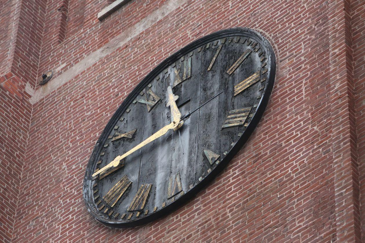 "Free photo ""Big Clock"""