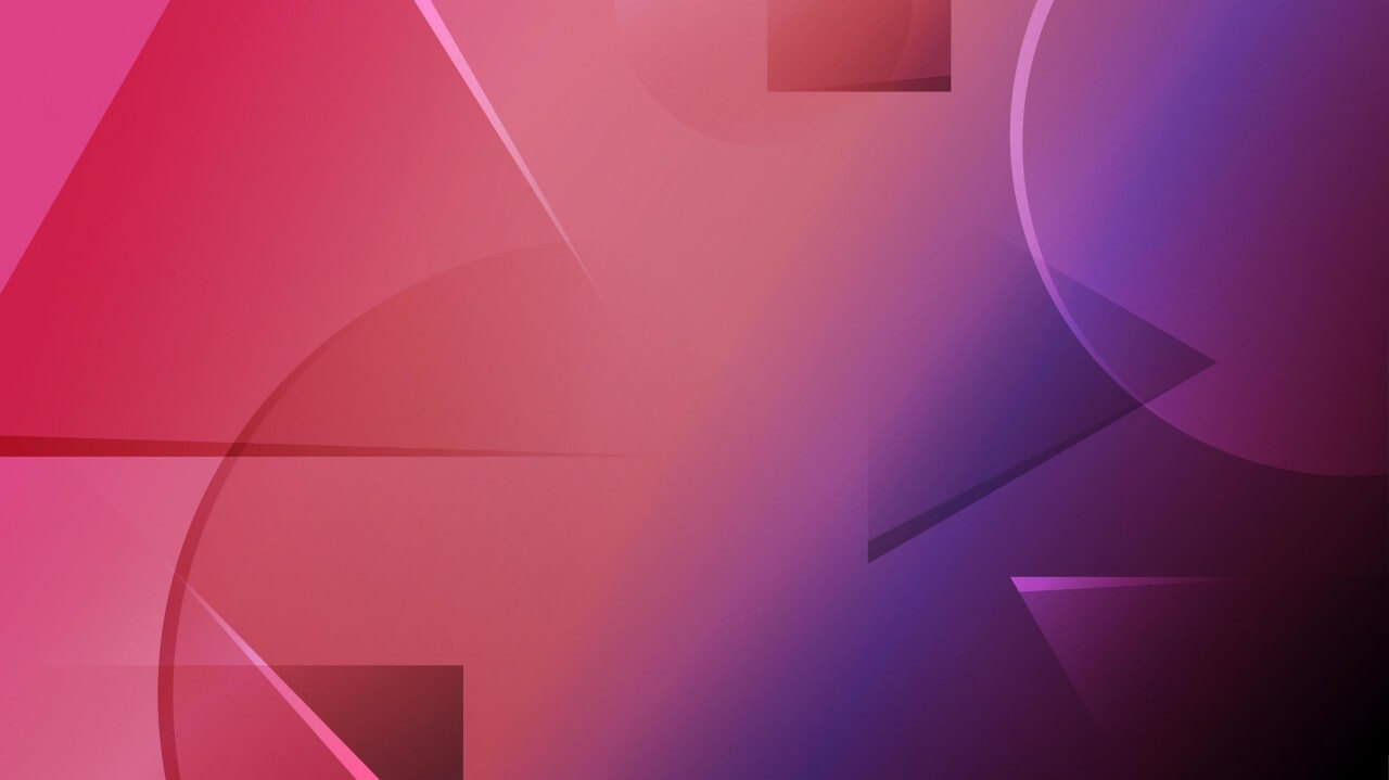 """Free vector """"Simple Abstract Shapes"""""""