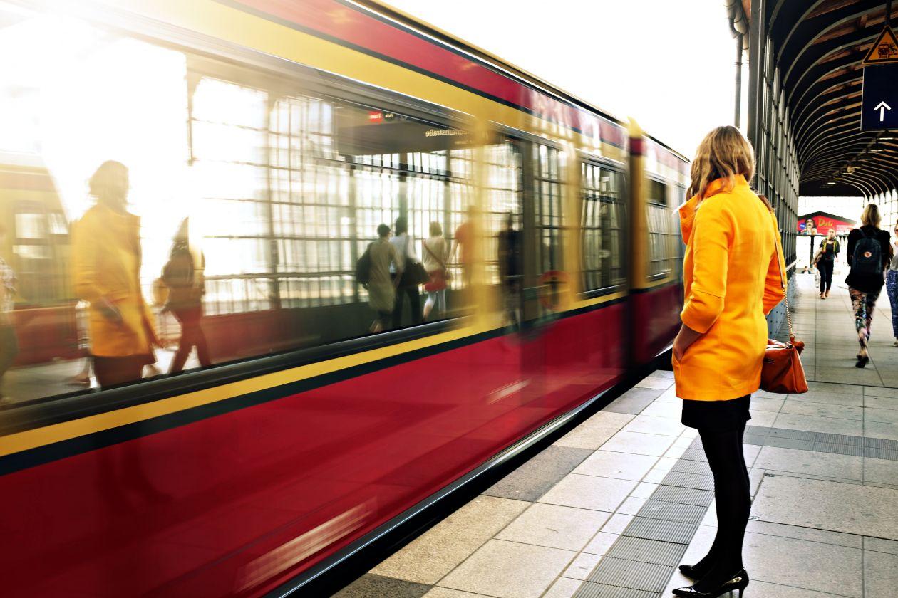 """Free photo """"Subway Station"""""""