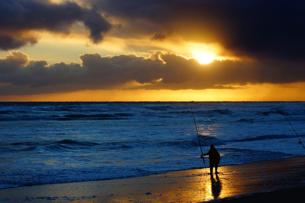 "Free photo ""Fisherman"""
