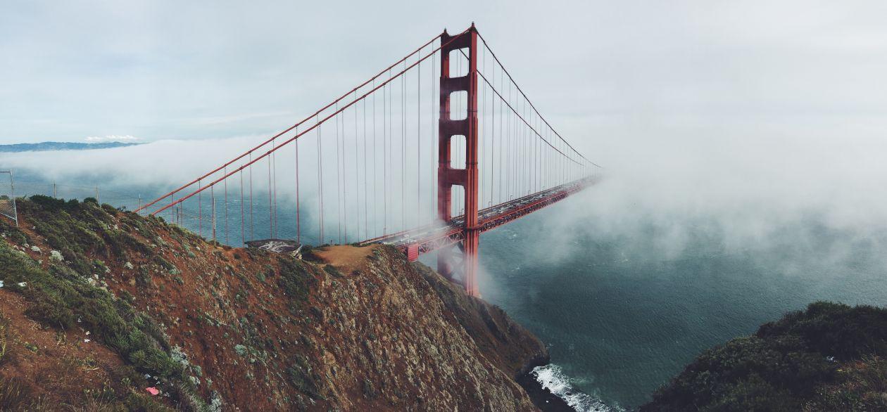 "Free photo ""San Francisco bridge"""
