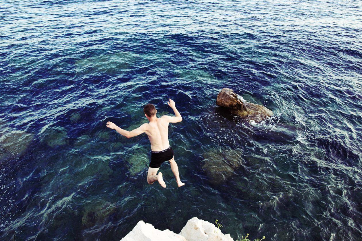 "Free photo ""Jump!"""