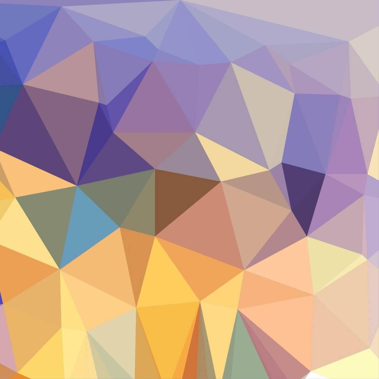"Free vector ""Geometric illustration"""