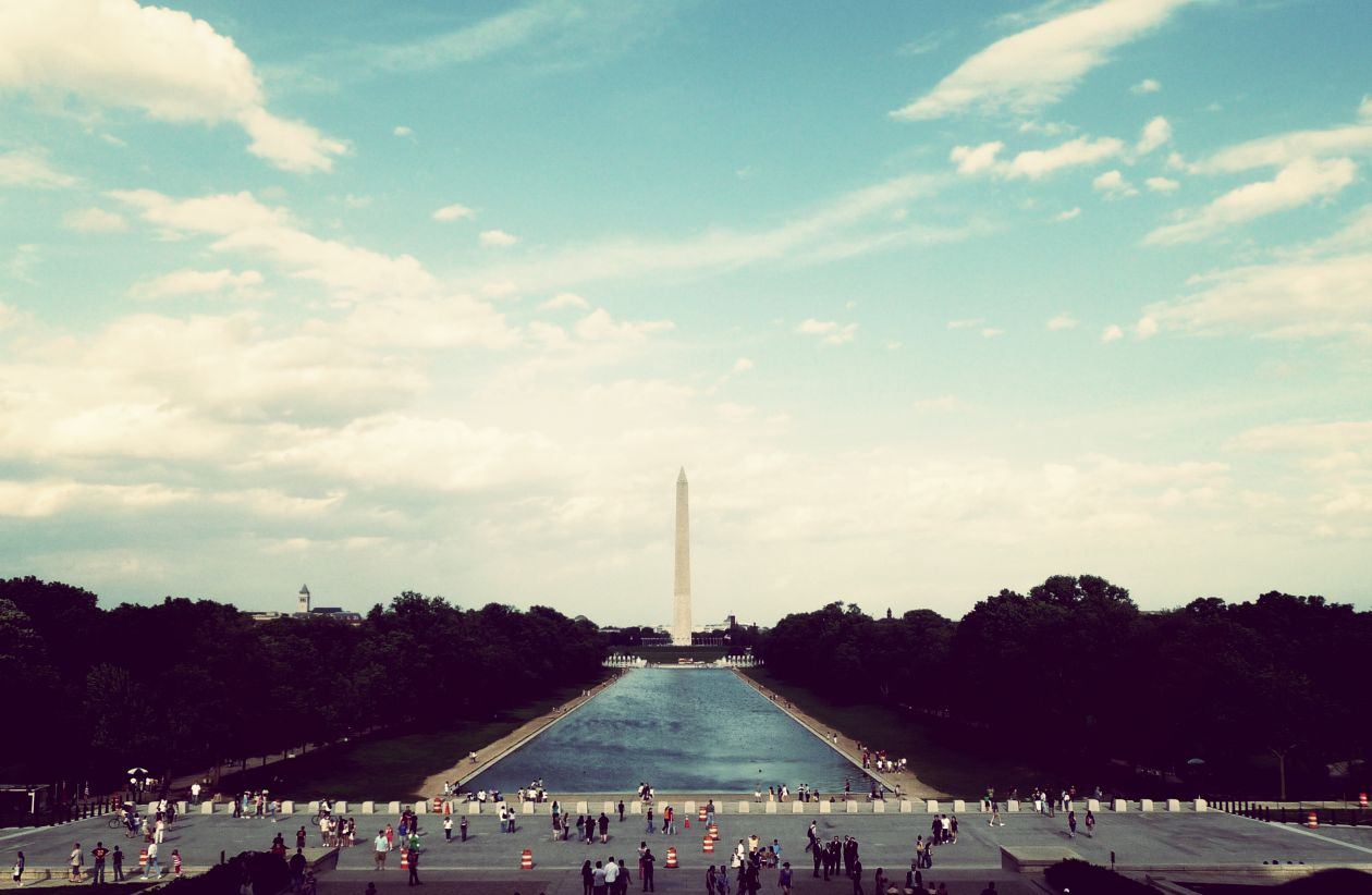 "Free photo ""Washington"""