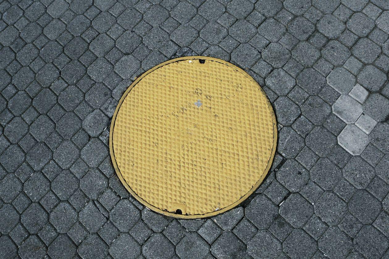 """Free photo """"Manhole"""""""
