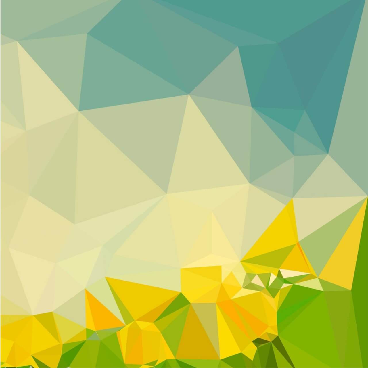 "Free vector ""Geometric illustration"""