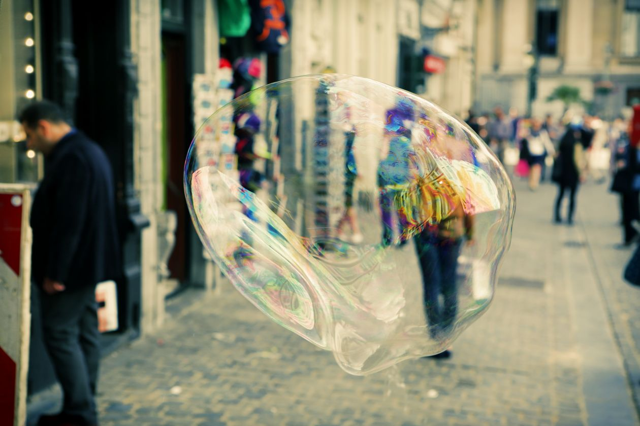 "Free photo ""Bubble"""
