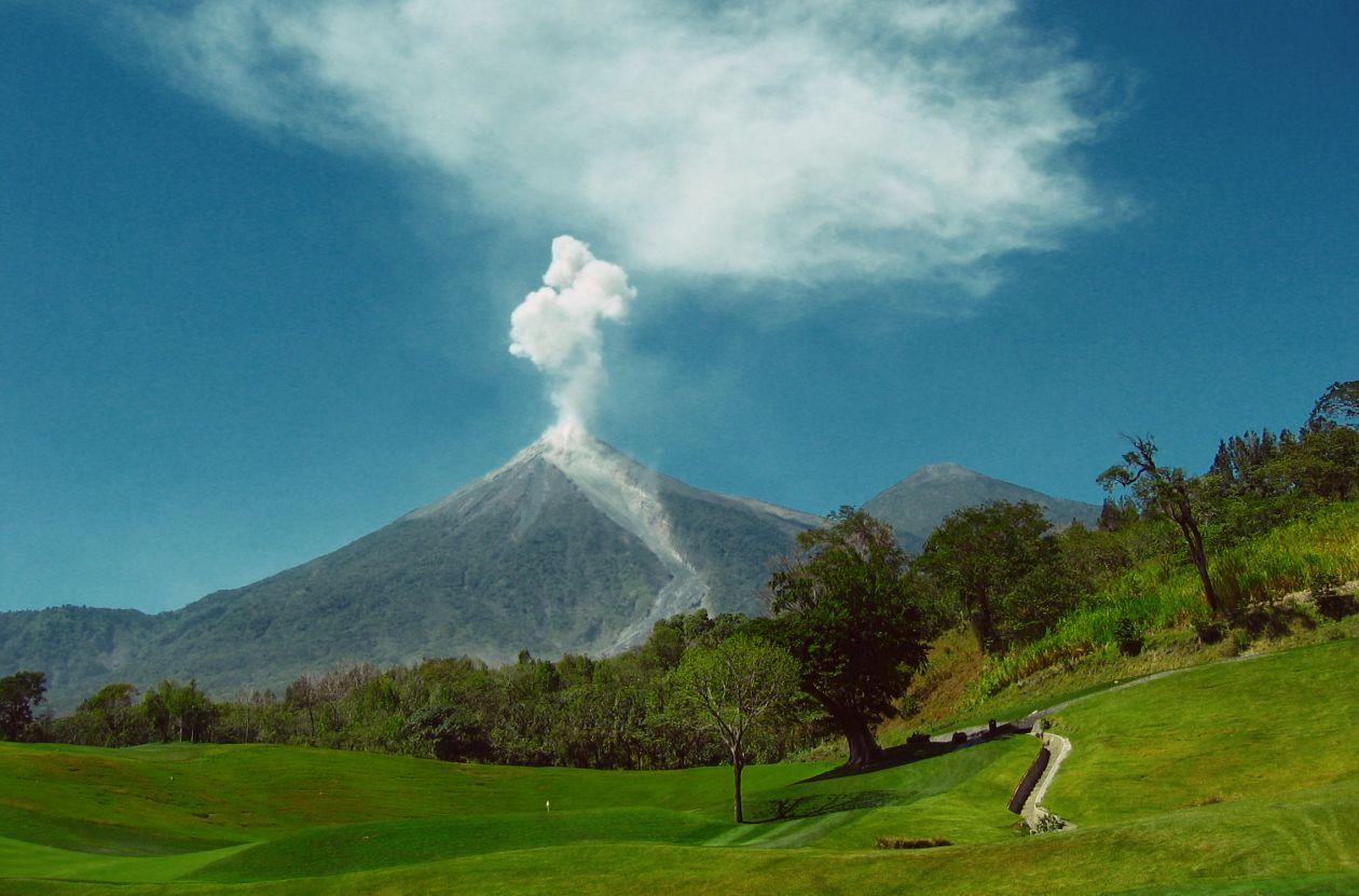 "Free photo ""Volcano"""
