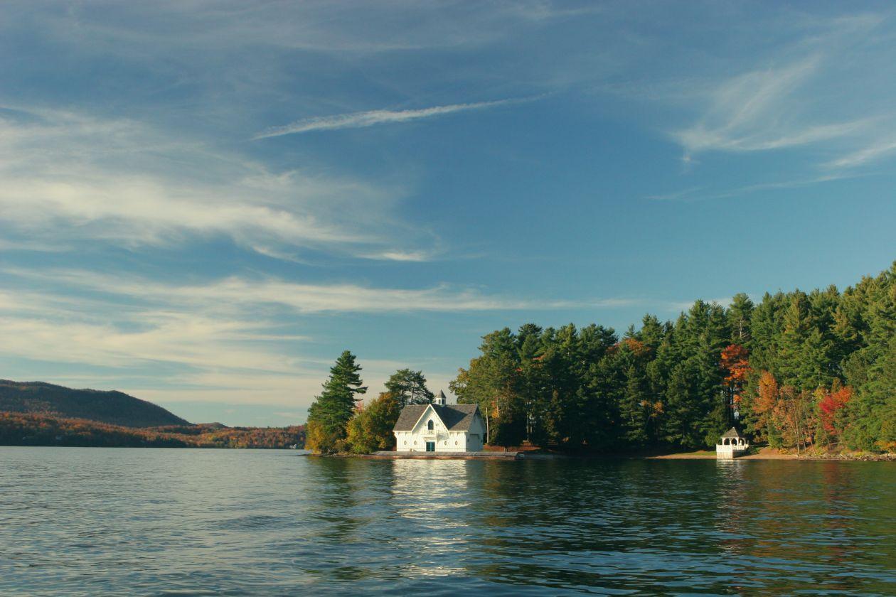 "Free photo ""On the lake"""