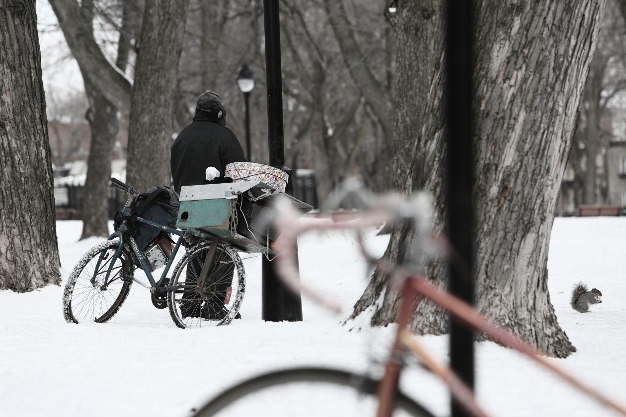 "Free photo ""Homeless"""