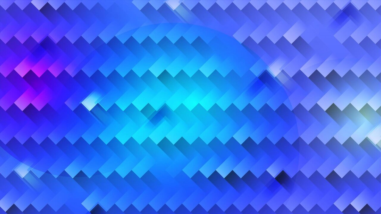 "Free vector ""Bright Blue Abstraction"""